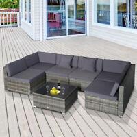 7 pcs Garden Wicker Sectional Sofa Set w/ Cushion Patio Outdoor City of Toronto Toronto (GTA) Preview