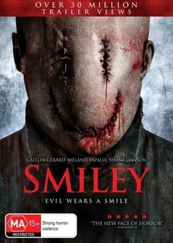 1 of 1 - Smiley (DVD, 2014)