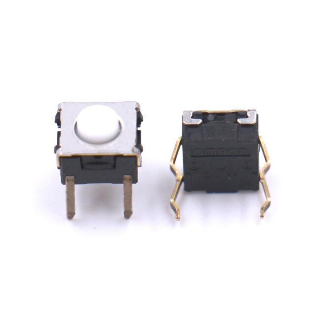 3.1 10pcs x New OMRON 4-pin touch switch B3FS-1002P key switch 6 6