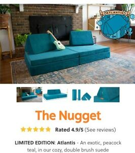 Kid's Nugget Couch - limited edition Atlantis color SHIPS ...