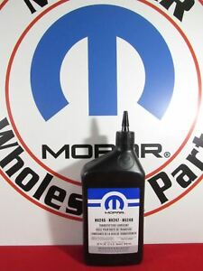 nv247 transfer case fluid