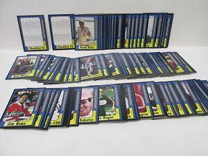 Vintage 1991 Maxx Collection Race Cards Nascar 130 Card Lot cs245