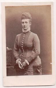 Vintage-Unmounted-CDV-Queen-Alexandra-of-Great-Britain