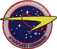 Star Trek Enterprise Tv Series Starfleet Command Patch 3 1/2
