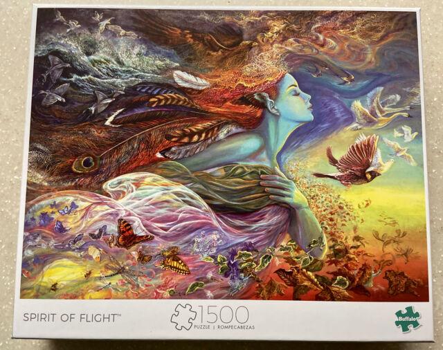 1500 Piece Jigsaw Puzzle Spirit of Flight Buffalo Games