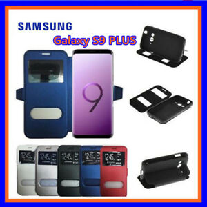custodia samsung galaxy s9plus libro