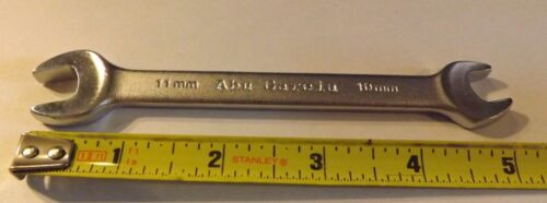 NOS Vintage Abu Garcia Fishing Reel Tool Wrench 11MM 10MM