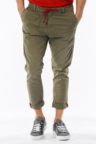 Bloc Eleven-Bl 79 € 11 Pantalon Décontracté haute qualité traitement nouveau
