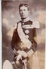 Vintage Press Photo King Gustaf VI Adolf of Sweden