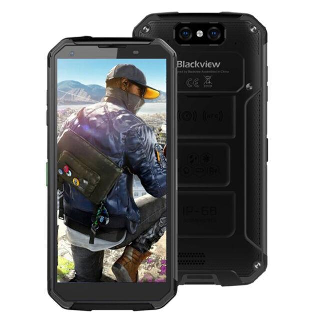 Blackview BV9500 Plus 4Go+64Go 10000mAh Étanche Téléphone Smartphone Débloqué