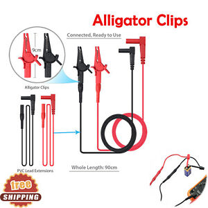 8PCS-Professional-Electronic-Alligator-Clips-Multimeter-Probes-Test-Accessory