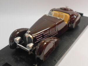 Brumm-1-43-Escala-Modelo-de-metal-Bugatti-57S-Roadster-R169-HP-165-1936