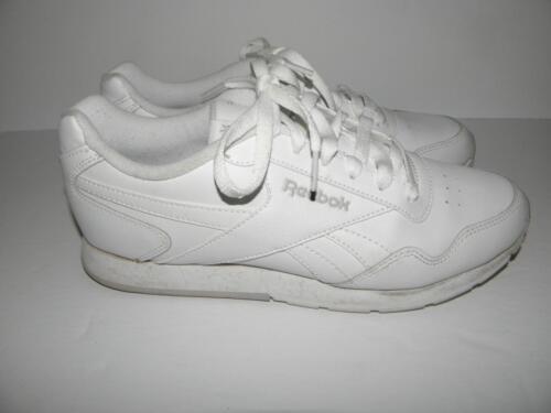 classiche da atletica tennis Scarpe Meac5d28c1f1511d513db14f24eb56870 donna da 12 Reebok da pelle bianca Sz 8 ginnastica in 3RjL4q5A