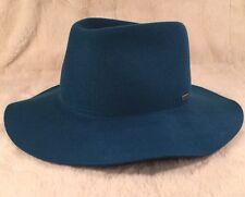 "New KANGOL Men's ""BARCLAYS TRILBY"" Hat Fedora K5008HT Large Cyan"