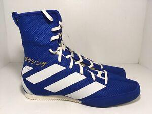 Details about Adidas Box Hog 3 Japan Blue EG5170 Men's Boxing Shoes Size 7