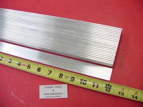 "24 Pieces 1//8/"" X 3//4/"" ALUMINUM FLAT BAR 12/"" long 6061 T6511 New Mill Stock"