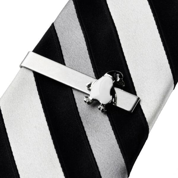 2019 Mode Pinguin Krawatte Clip - Qhg6 Seien Sie In Geldangelegenheiten Schlau