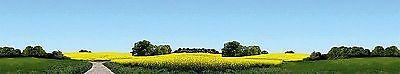(12,59€/m²) Faller 180504 H0, TT, N, Hintergrund Ostholstein,3-teil, 2700x500mm