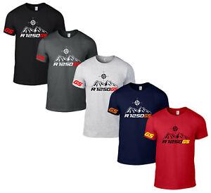 R-1250GS-T-Shirt-R1200GS-T-Shirt-GS-Angebot-Top-fuer-Motorrad-Fans-Berge-Kompass