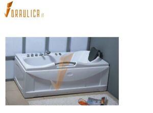 Vasche Da Bagno Idromassaggio : Vasca da bagno idromassaggio flumen zaffiro ebay