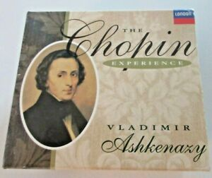 The-Chopin-Experience-Vladimir-Ashkenazy-5-CD-Set