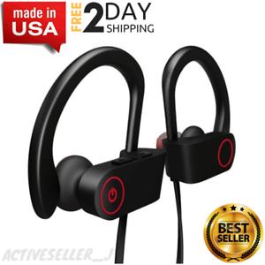 Best-Waterproof-IPX7-Bluetooth-Headphones-Earbuds-Sports-Wireless-Beats-NEW-US