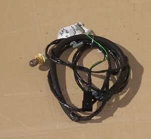 s l300 92 93 ford f250 f350 crew cab overhead dome & cargo light wire Ford F-350 Trailer Wiring Diagram at n-0.co