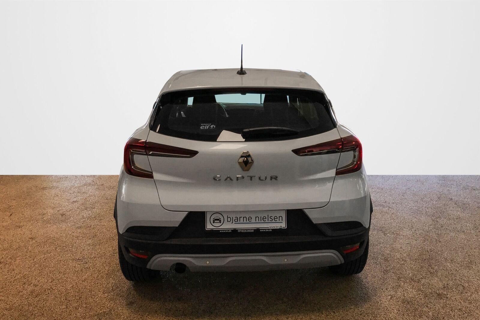 Renault Captur 1,0 TCe 100 Zen - billede 3