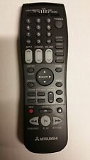 New Original Mitsubishi WT-46807 WT46809 WT-46809  TV Remote Control