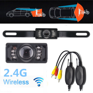2-4G-Wireless-Car-Reverse-Rear-View-7-IR-Night-Vision-Parking-Cam-Backup-Camera