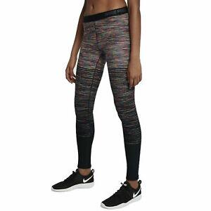 Nike Meerkleurig 406 Hyperwarm Dames Aq4402 Fleece Roze Pro Nwt Legging Zwart zfYaEwrfqn