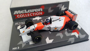 Minichamps-1-43-McLaren-MP-4-8-Ford-1993-Mika-obligaba