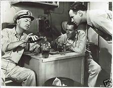 Henry Fonda Jack Lemmon Actors Mr Roberts 1955 Vintage Photograph 10 x 8