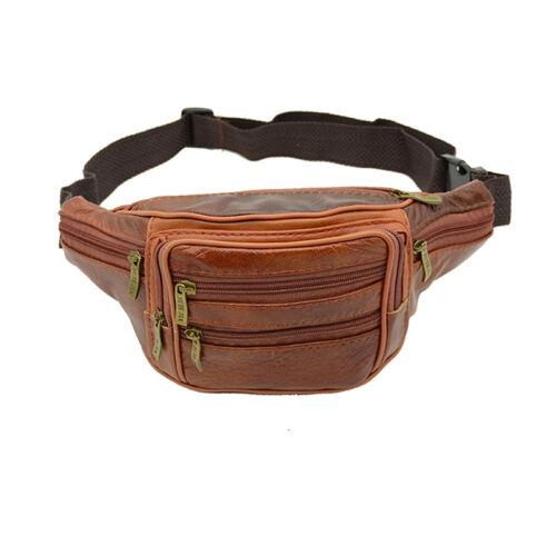 Men Fanny Pack Waist Hip Purse Bum Bag Sport Travel Vacation Money Belt Pouch US