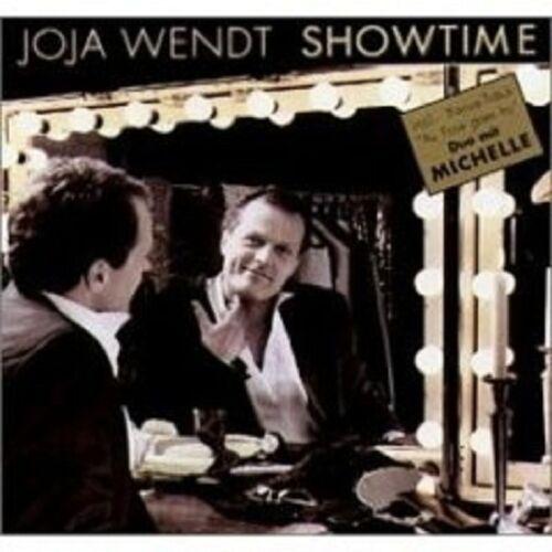 """1 von 1 - JOJA WENDT """"SHOWTIME"""" CD NEUWARE"""