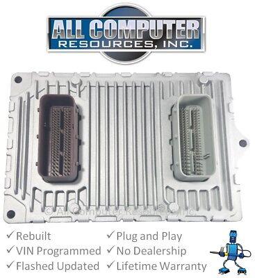 2012 Jeep Wrangler 3.6L PCM ECM ECU Part# 68157301 REMAN Engine Computer