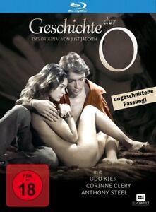 La-historia-de-O-Blu-ray-1975-Histoire-d-039-o-Just-Jaeckin-Sin-cortar-Version-Alemana