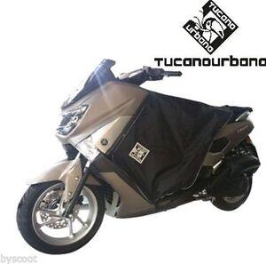 Tablier TUCANO YAMAHA N-Max 125 NMax MBK Ocito scooter hiver chaud froid R180-N