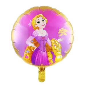 Helium Folienballon Prinzessin Rapunzel Disney Mädchen Geschenk Geburtstag Party