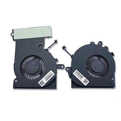 New HP Omen 15-CE 15-CE010CA 15-CE020CA 15-CE030CA 15-CE051NR CPU /& GPU Fan