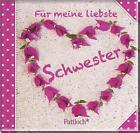 Für meine liebste Schwester von Christine Rechl (2014, Gebundene Ausgabe)