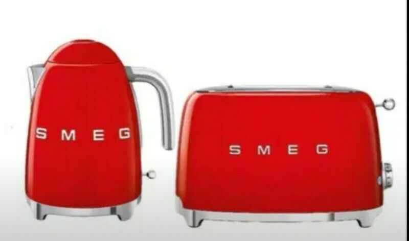 Smeg Kettle and Toaster for sale