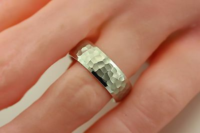 Sterling Silver Comfort Fit Band Sz 10