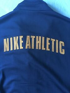 Giacca Zip Nike Athletic Shirt Sweater Pull S Lotto Lot Hilfiger Maglia Polo