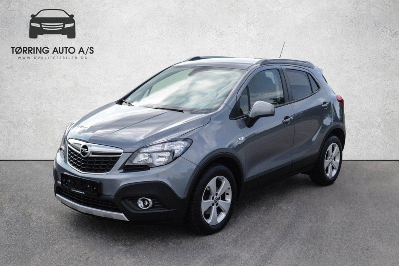 Opel Mokka 1,7 CDTi 130 Cosmo eco 5d