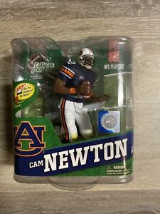Cam Newton Auburn Tigers Football Jersey - Navy
