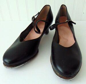 c0d36add82b2 Image is loading Capezio-Teletap-Vintage-tap-shoes-8-8-5