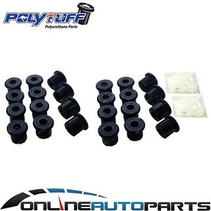 Leaf-Spring-Poly-Bush-Kit-suits-Landcruiser-8-1980-84-HJ45-HJ47-HJ60-HJ61-HJ62