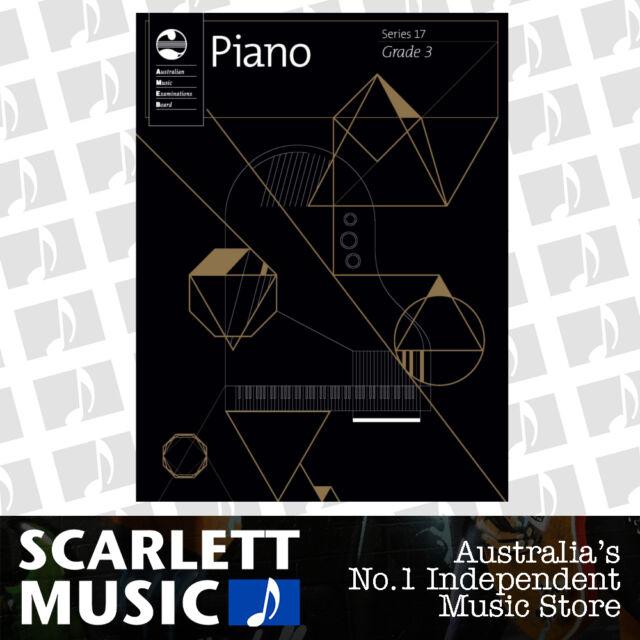 AMEB Piano Grade 3 Series 17 Book *BRAND NEW*