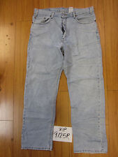 Levi 505 regular fit jean Tag 38x31 Meas 36x31 zip9125R